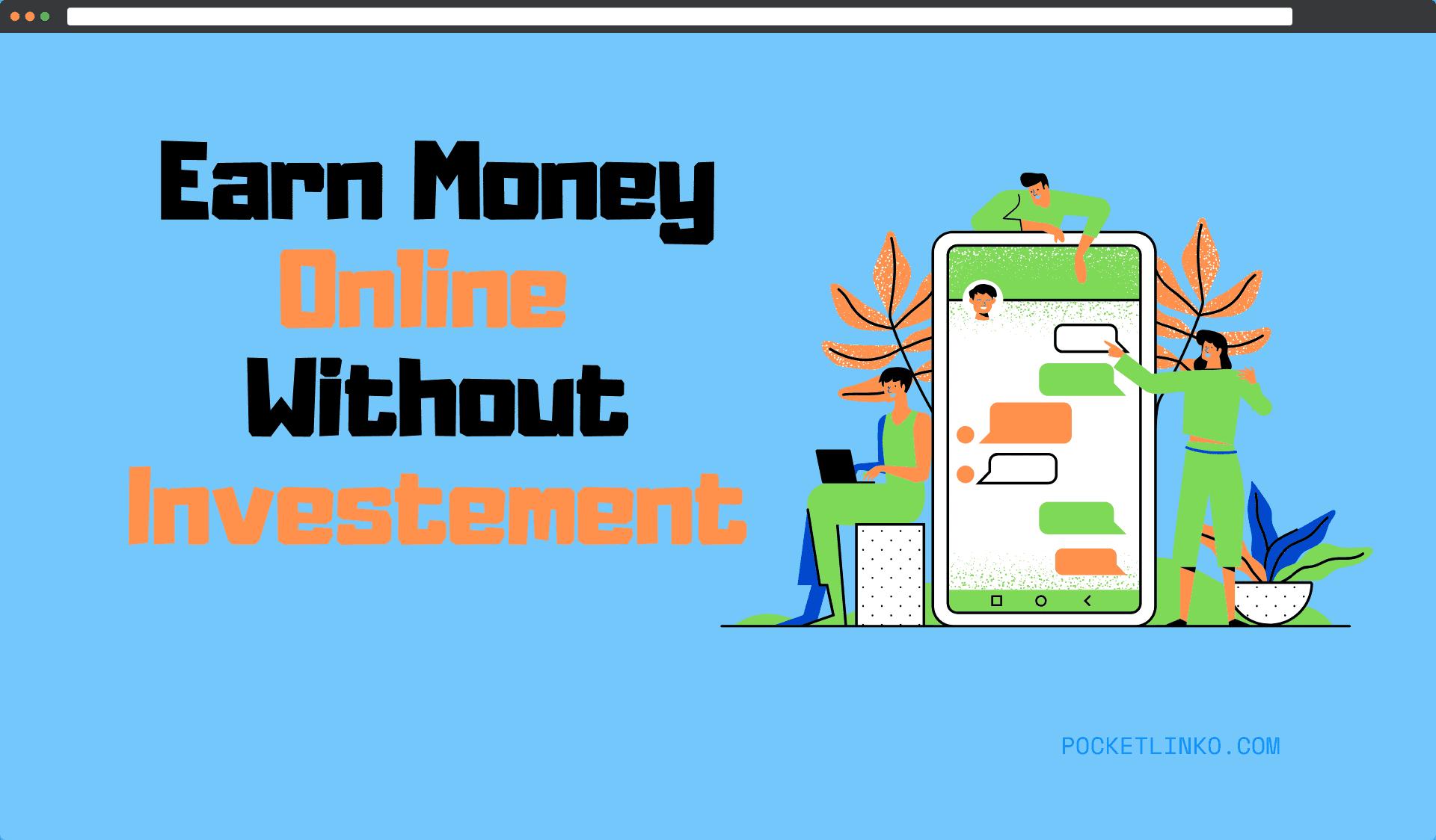 Earn Money Online in nepal No Investement