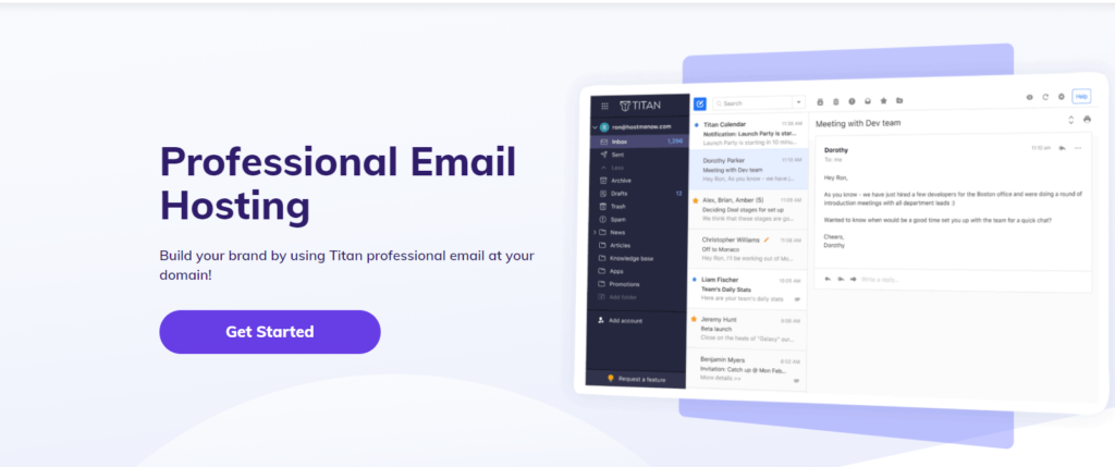 5 Best Web Hosting With Unlimited Email Accounts In 2021