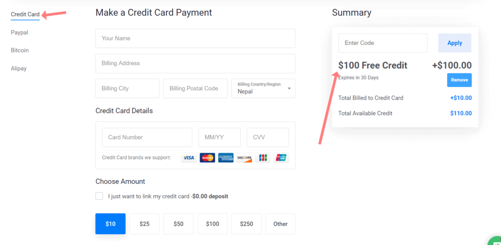 Vultr Coupon $155 Free Credit Promo Code Trial (Live 2021)